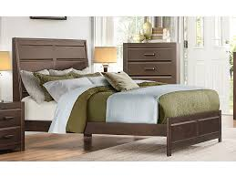 Erwan Cal.King Low Profile Bed