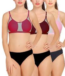 spandex y bra set bra set bra set for women with y s for women bridal bra pany set pack of 3 bra 3