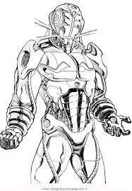 Disegno Ultron
