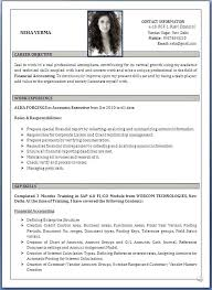 Better Resume Format New Resume Format Free Download Resume Format ...