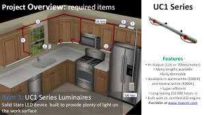 installing led under cabinet lighting. How To Install Under Cabinet Led Lighting Interior Utiledesignblog With Decor 11 Installing