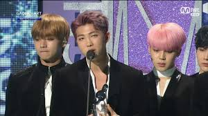 Bts Gaon Chart Kpop Awards 2017 Bts Won The Best Album Of The Year 4th Quarter Award At