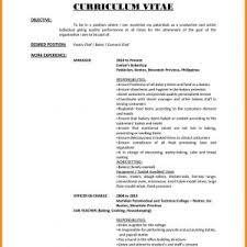 Resume summary for fresh graduate