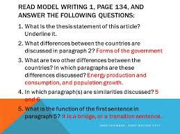 chapter comparison and contrast ppt 3