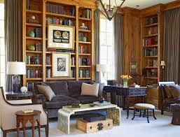 Traditional Home Office Design Gorgeous Library Office Via Traditional Home Study Pin Homes Alternative