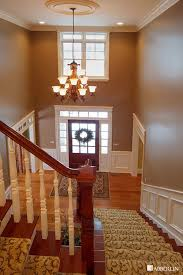 chandelier in foyer or great room