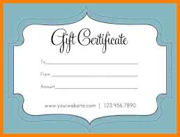 certificate template pages gift certificate template pages best business template