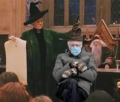 """Ziggy on Twitter: """"Bernie Potter and the Half Blood Mitts ..."""