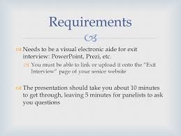 10 Minute Interview Presentation Template 2yv Net