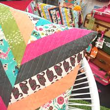 Quilt Market – Houston 2017 | Jessica Swift & Here's are a few of the pillows I made: Adamdwight.com