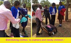 DONATING CLOTHES CCSAE