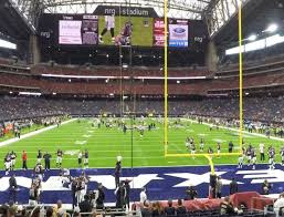 Nrg Stadium Section 117 Seat Views Seatgeek Pertaining To