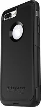 apple iphone 7 plus black. otterbox - commuter series case for apple® iphone® 7 plus black front_zoom apple iphone