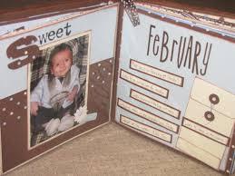 Baby Photo Album Books Scrapbook Saturday No 12 Baby Albums Clean And Scentsible