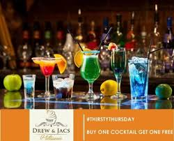 amp; Thirsty Thursday – Drew Showbizuganda Jacs At Patisserie