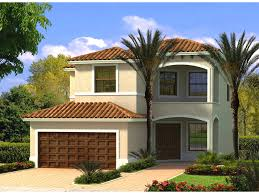 tropical hill florida home plan 106d 0044 house plans for tropical homes plans