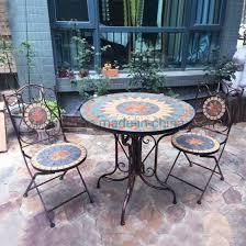 outdoor 5pcs mosaic bistro table set find complete details about outdoor 5pcs mosaic bistro table set mosaic bistro table chair mosaic garden