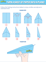 Paper Airplane Patterns Unique Decorating
