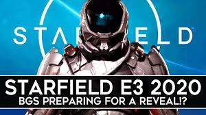 STARFIELD Gameplay Reveal at E3 2020 or FO3 REMAKE!? (Speculation) - YouTube