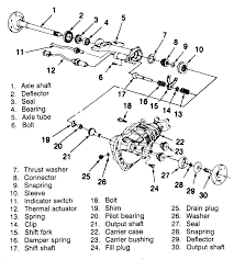 Repair guides independent front drive axle drive axle shaft rh 2004 chevy silverado parts diagram 2004 chevy silverado trailer wiring diagram