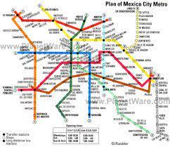 Mexico City metro map | ali.adey
