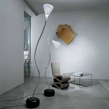 swiss architects jacques herzog and pierre de meuron designed this fluid lamp for artemide one of the top italian design brands