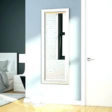 beveled wall mirror s closet doors mirrors door