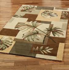tropical area rugs free