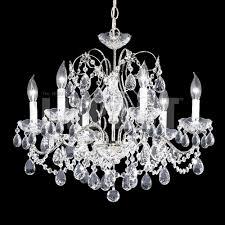 james moder 40286s22 crystal regalia impact 6 light chandelier