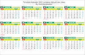 Dari template desain kalender sebelumnya saya desain ulang agar lebih presisi dan beberapa dirubah agar lebih baik. Template Kalender 2021 Format Cdr Lengkap Dengan Hijriyah Dan Jawa