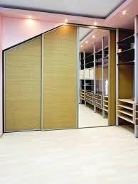 Custom Closet Doors with Mirror — Liberty Decors