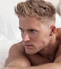 Modern Men Hairstyles 28 Amazing Best 24 Blonde Hairstyles For Men In 24 Pinterest Side Fade