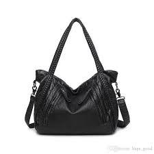 internal structure of the bag mobile phone bag sandwich zipper bag doent bag zipper pocket large soft leather