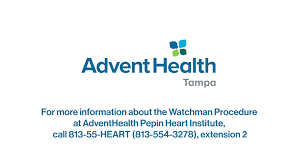 AdventHealth Tampa - Watchman Procedure | Facebook