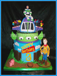 Toy Story Cake Kidsbirthdaycakewithyeargq