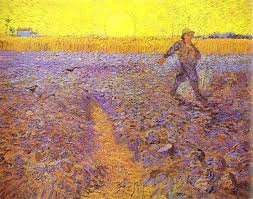 sower with setting sun vincent van gogh