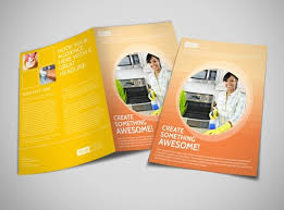 Services Flyer General Cleaning Services Brochure Template Mycreativeshop