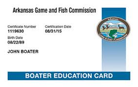 Boating Course Arkansas amp; Boat Safety License Ed®