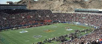 Sun Bowl Stadium Seating Chart Seatgeek