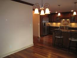 Dark Laminate Flooring In Kitchen Light Vs Medium Wood Floors Which Look Clean All The Time