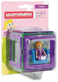 <b>Магнитный конструктор Magformers</b> Figure Plus 715006 <b>Принцесса</b>