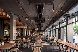 industrial style restaurant furniture. Industrial Style Club Restaurant Furniture