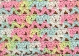 V Stitch Crochet Pattern Adorable Alternating V Shell Afghan 48 Free Crochet Pattern Handcrafting