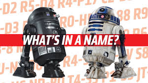 We Need To Talk About <b>Star Wars Droid</b> Names Right Goddamn Now