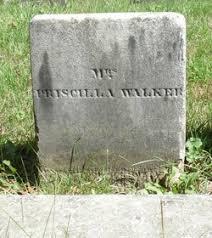 Priscilla Carpenter Walker (1775-1835) - Find A Grave Memorial