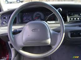 1998 Toreador Red Metallic Ford Crown Victoria Police Interceptor ...