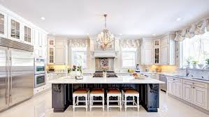 Delightful White Painted Kitchen Cabinets Design Ideas