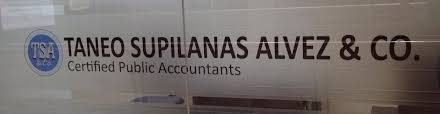 Audit Associate Job Description Taneo Supilanas Alvez Co From Mandaue City Is Looking For A