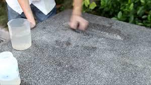 Spray Paint For Countertops Spray Stone Video Youtube