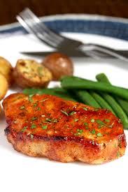 Pork jack bell meats & poultry. Easy Oven Baked Pork Chops Lemon Blossoms